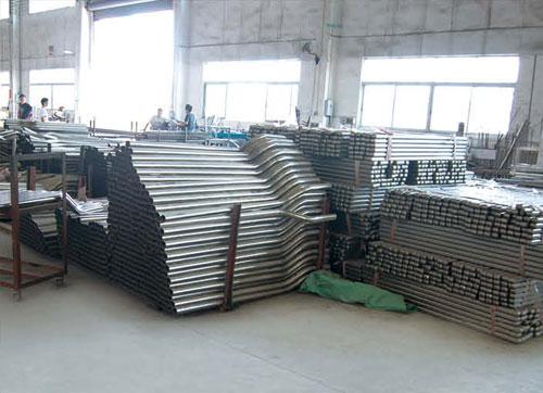材料生产仓储区