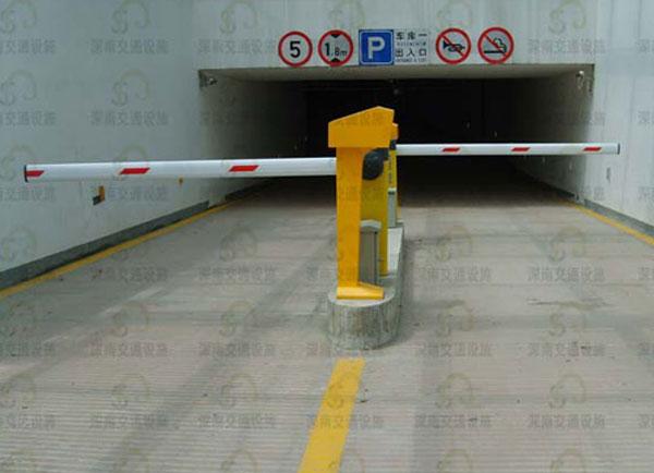 车库出入车牌识别系统