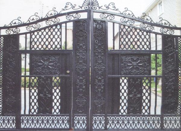 铁艺欧式大门