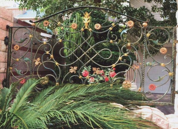 花园防护栏杆