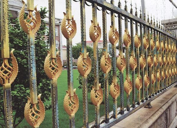 欧式别墅防护栏