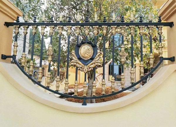别墅花园防护围栏